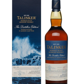 Talisker Talisker Distiller's edition Isle of Skye Single Malt Scotch 750 ml