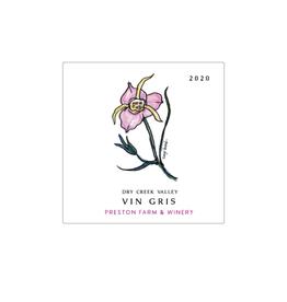 Preston 2020 Preston Vin Gris Rose 750 ml
