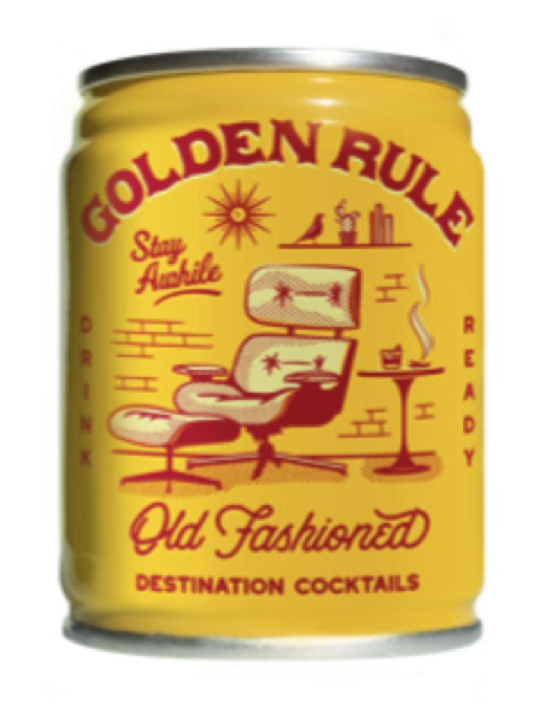 Golden Rule Spirits Old Fashion CAN 100 ml