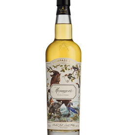 Compass Box Compass Box  Menagerie Blended Malt Scotch  750 ml