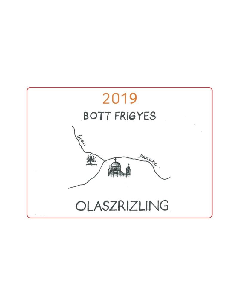2019 Bott Frigyes Olaszrizling Slovak Republic 750 ml