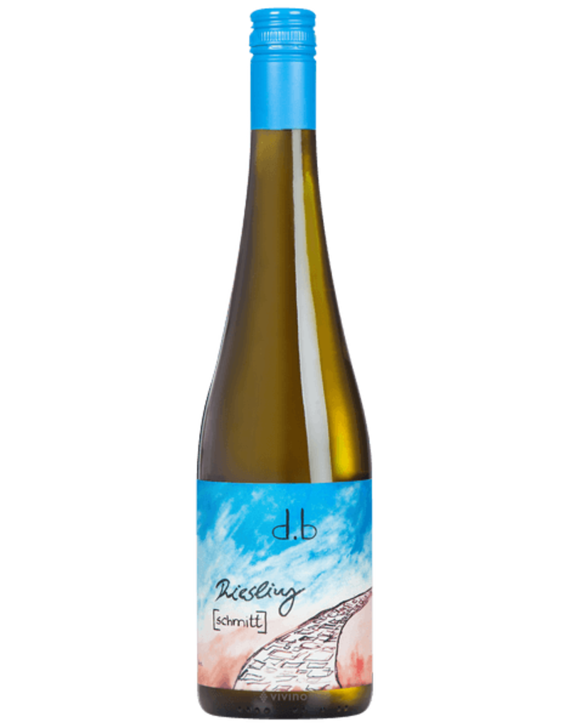 2018 Weingut Schmitt Riesling Trocken Rheinhessen 750 ml