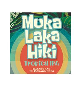 Hop Dogma Hop Dogma Muka Laka Hiki Tropical IPA  4 pack 16 oz