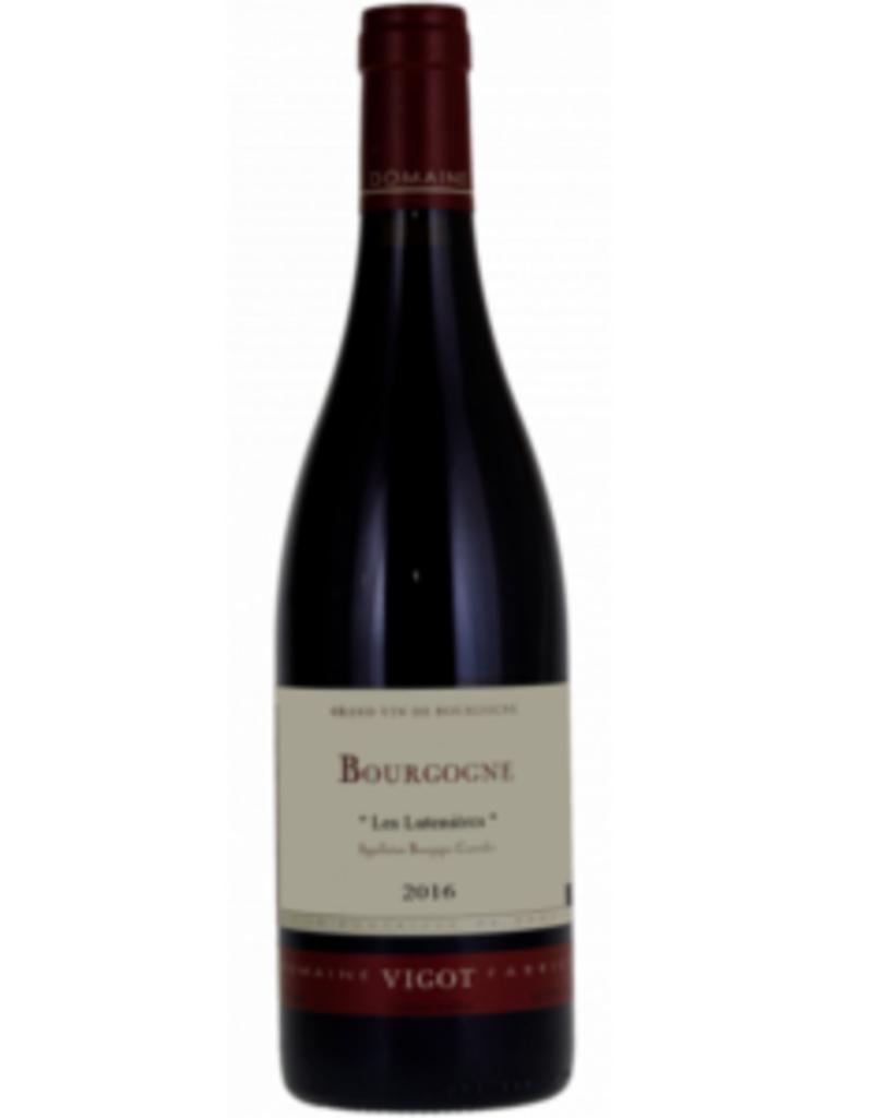 2017 Domaine Vigot Bourgogne Rouge Les Maladières  750ml