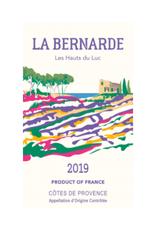 2020 La Bernarde Les Hauts du Luc Rose Cotes de Provence 750 ml