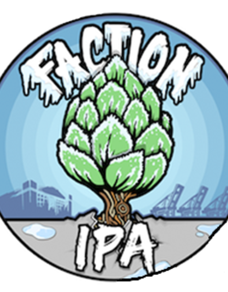 Faction Winter IPA  4 pack 16 oz