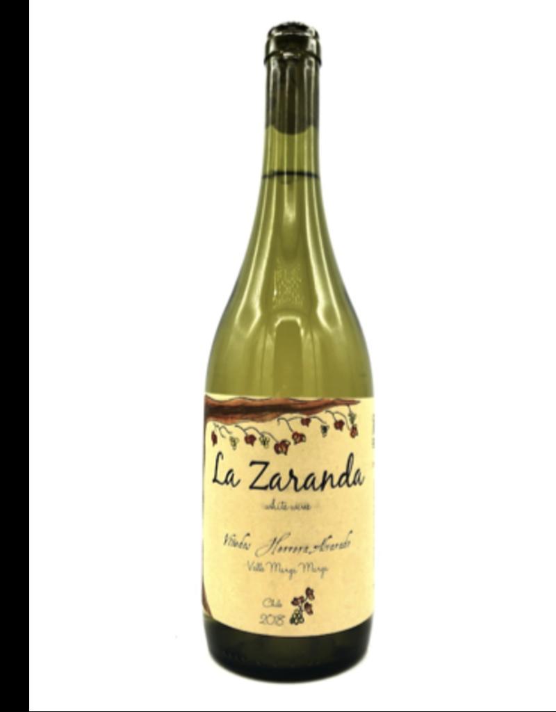 2018 Herrera Alvarado La Zaranda Blanco Valle Marga Marga 750 ml