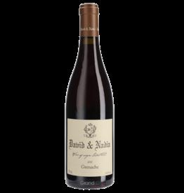 2017 David & Nadia Sadie Grenache Swartland 750 ml