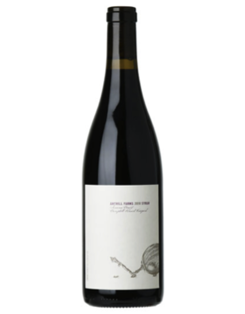 Anthill Farms 2018 Anthill Farms Syrah Campbell Ranch Vineyard  750 ml