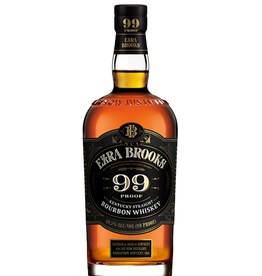 Ezra Brooks 99 pf Kentucky Straight Bourbon Whiskey 750 ml