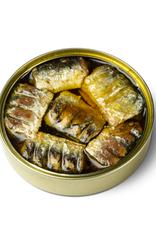 Conservas Gueyu Mar Chargrilled Sardines Loins  5.3 oz