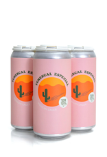 Temescal Brewing Especial Mexican Lager 4 pack 16 oz