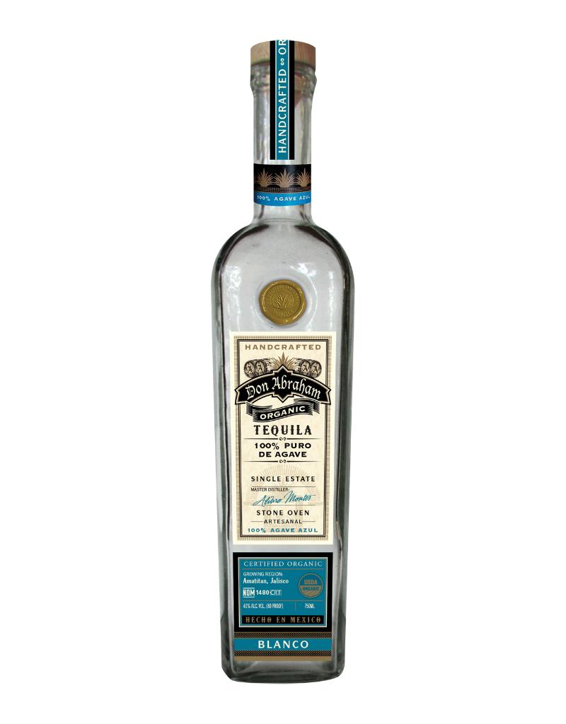 Don Abraham Organic Blanco Tequila 750 ml
