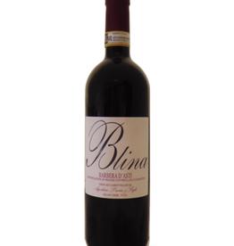 2017 Pavia Blina Barbera d'Asti  750 ml