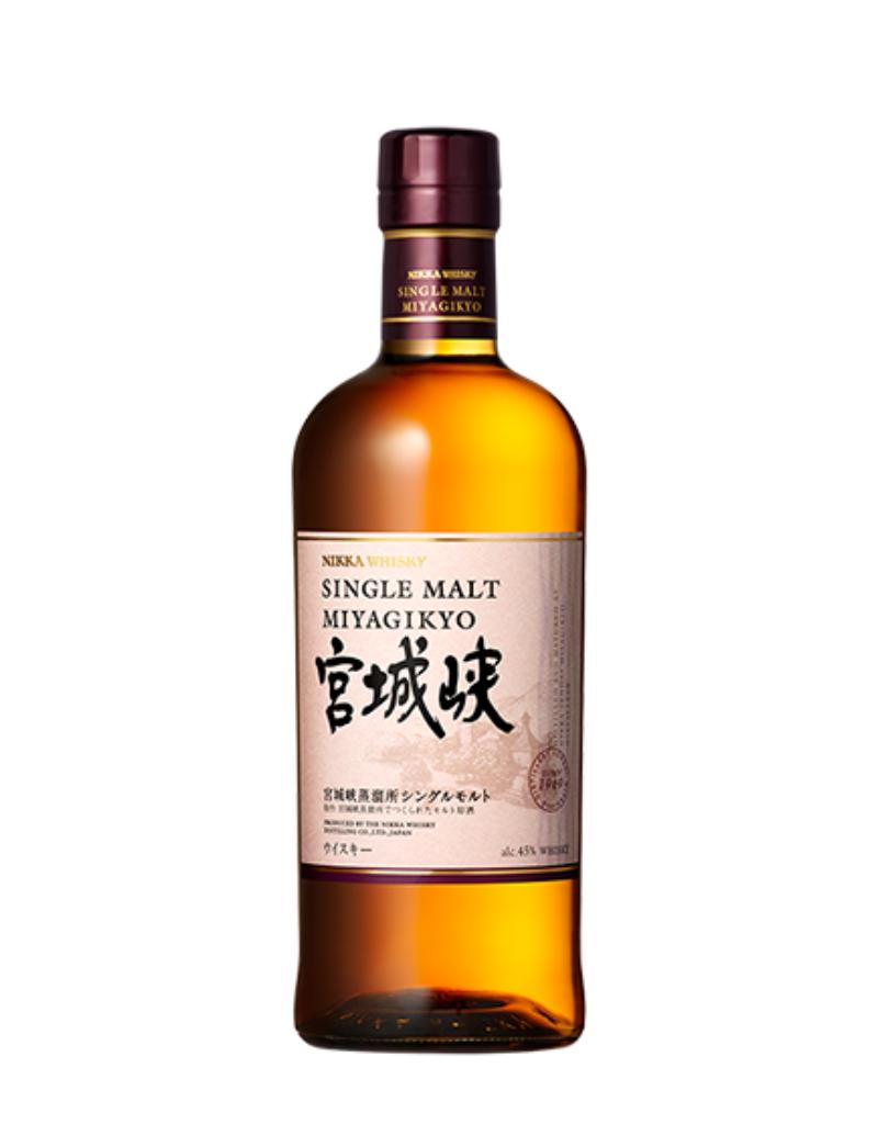 Nikka Nikka Miyagikyo Single Malt Japanese Whisky  750 ml