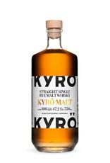 Kyro Straight Single Rye Malt Whisky 750 ml