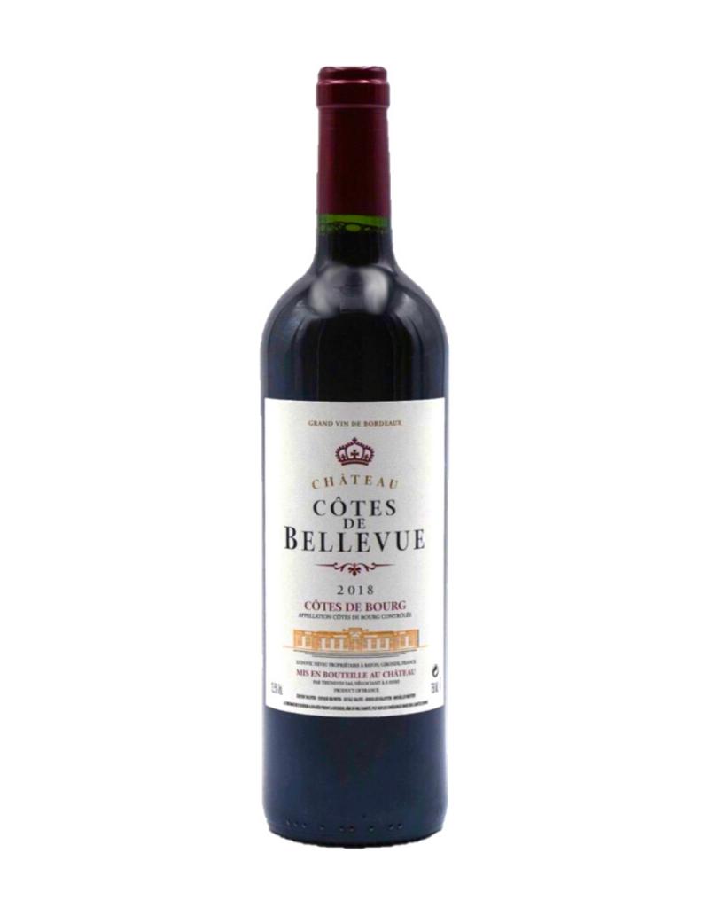 2018 Ch. Cotes de Bellevue Cotes de Bourg 750 ml