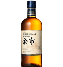 Nikka Nikka Yoichi Single Malt Japanese Whisky  750 ml