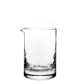 Cocktail Kingdom Cocktail Kingdom Yarai Mixing Glass Flat Base 550ml