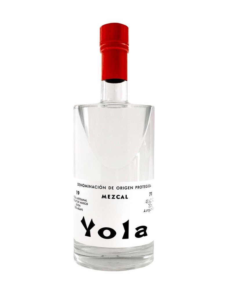 Yola Mezcal Joven 750 ml