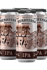 Berryessa Brewing Berryessa Brewing Co. The House West Coast IPA CAN 4 pack 16 oz