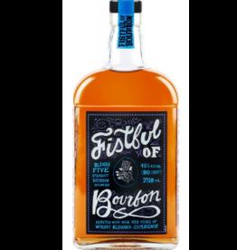 William Grant Fistful of Bourbon Blended Straight Bourbon Whiskey 750 ml