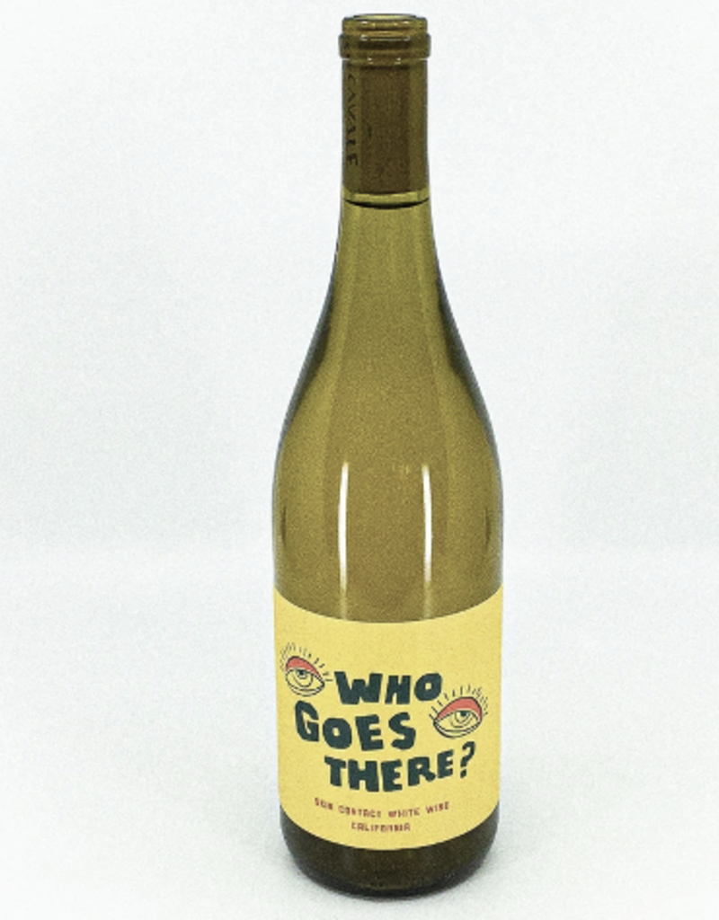 En Cavale Who goes there? Skin Contact White 750 ML