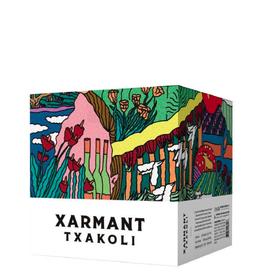 Xarmant 2020 Xarmant Txakolina CAN 4 pack 250 ml