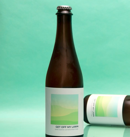 Temescal Brewing Get Off My Lawn Brett Bottle Conditioned Gose 500 ml