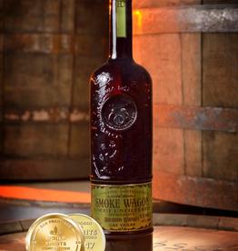 Smoke Wagon Batch 73 06/24/21 Uncut Unfiltered Straight Bourbon Whiskey 750 ml