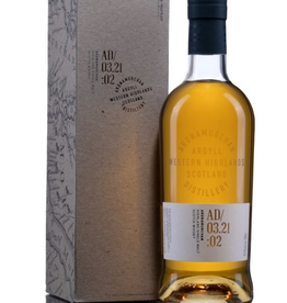 Adelphi Ardnamurchan Highland Single Malt Scotch  03.21:02 750 ml