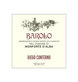 2016 Diego Conterno Barolo Monforte D' Alba 750 ml