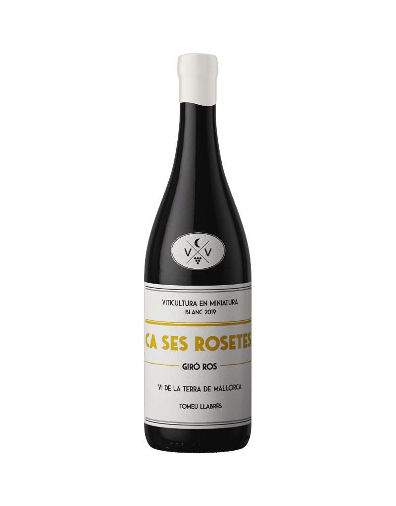 2019 Ca'n Verdura Blanc Ca Ses Rosetes  Mallorca 750 ml