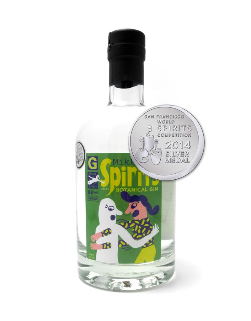 Mikkeller Mikkeller Spirits Botanical Gin 750 ml
