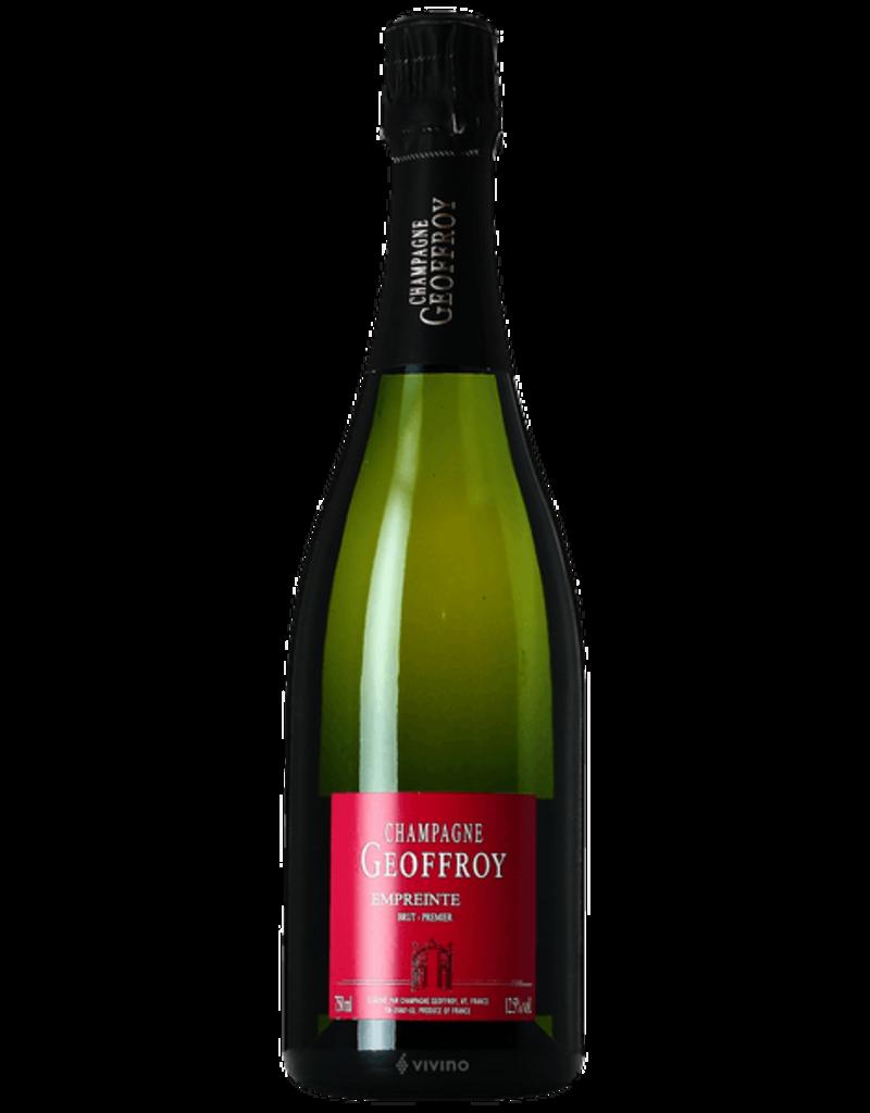 Rene Geoffroy 2008 Rene Geoffroy Empreinte Champagne Brut Premier Cru  1500 ml