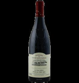 Grand Montmirail 2016 Dom. de Grand Montmirail Deux-Juliettes Gigondas  375 ml