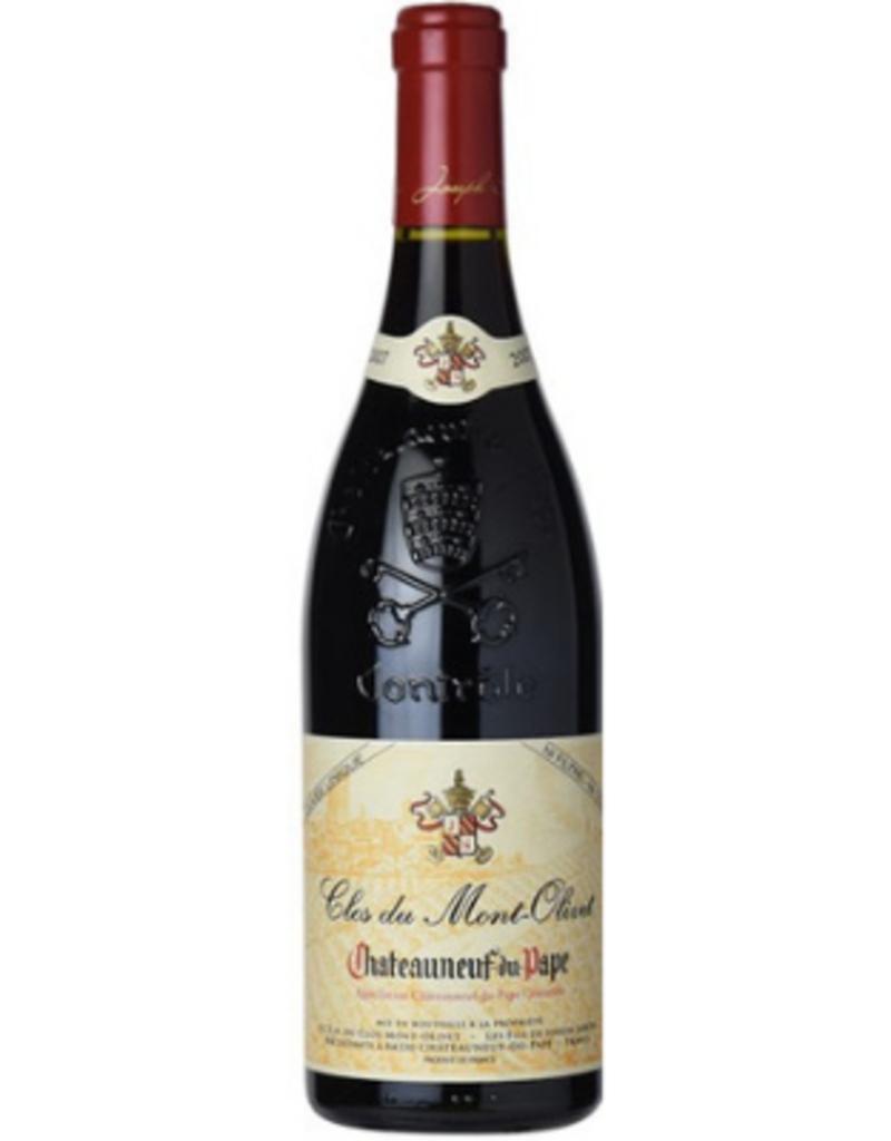 2019 Clos du Mont-Olivet Cuvee Unique Chateauneuf-du-Pape 750 ml