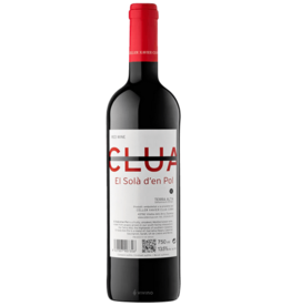 2018 Clua El Sola d'en Pol Terra Alta 750 ml