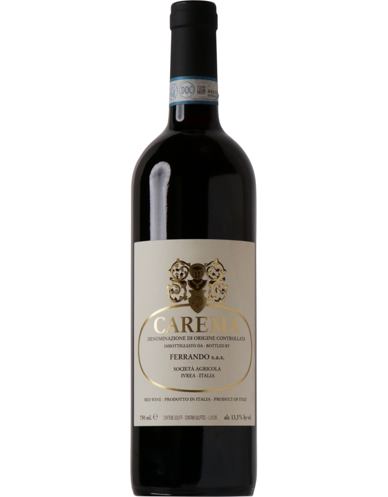 2017 Luigi Ferrando Etichetta Bianca Carema Rosso 750 ml