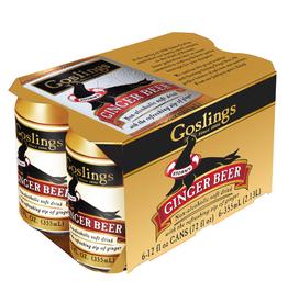 Gosling's Stormy Ginger Beer 6 pack  12 oz