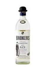 Broker's Broker's London Dry Gin 1000ml