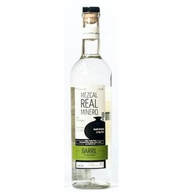 Minero Real Minero Barril Mezcal  750 ml
