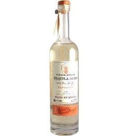 Ocho Tequila Ocho La Laja Reposado Tequila  750 ml