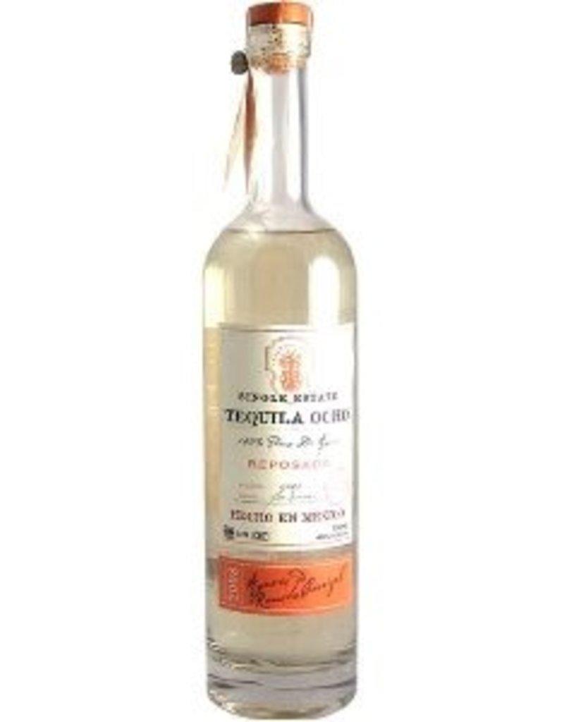 Ocho Tequila Ocho Los Patos Reposado Tequila  750 ml