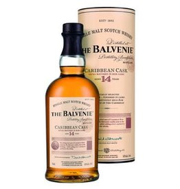 Balvenie Balvenie Caribbean Cask 14 year old Single Malt Scotch 750 ml