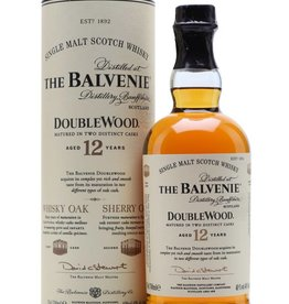 Balvenie Balvenie Doublewood 12 year old Single Malt Scotch 750 ml