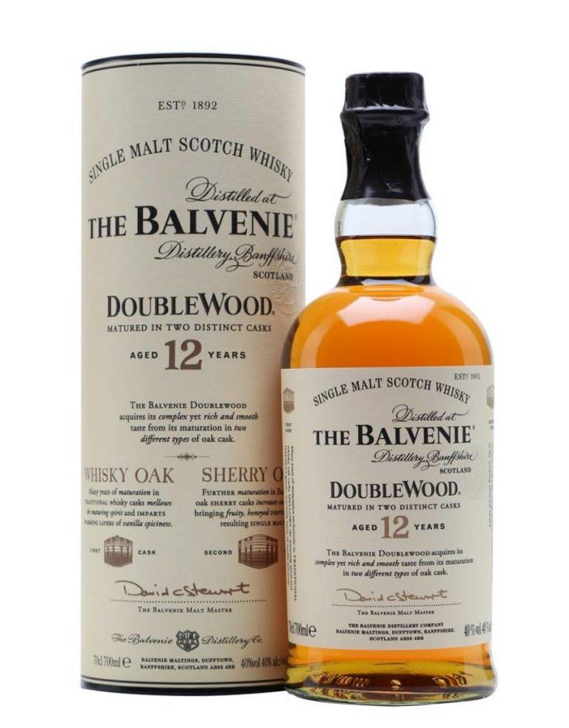 Balvenie Balvenie Doublewood 12 year old Single Malt Scotch 750 ml