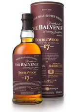 Balvenie Balvenie Doublewood 17 year old Single Malt Scotch 750 ml