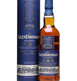 Glendronach Glendronach 18 year old Highland Single Malt Scotch  750 ml