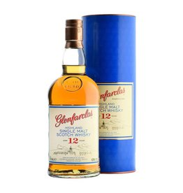 Glenfarclas Glenfarclas 12 year old Highland Single Malt Scotch  750 ml